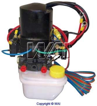 Motor 10822CSM WAI