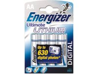 Energizer Lithium 1,5V AAA 4-Pack