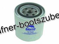 Fuel Wasser Sep, Mercury 35-802893Q kurz Ersatzteil Sierra Marine 18-7844